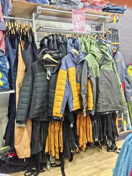 Harros Snowsports Sale 2020 11